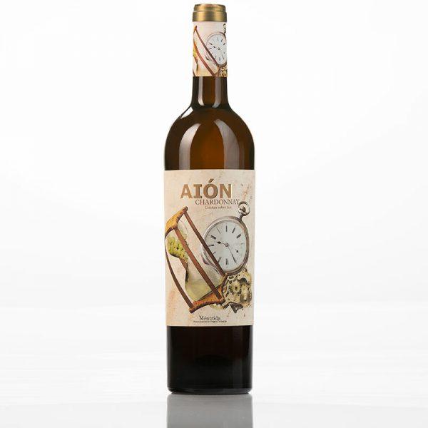 aión vino blanco online 100% Chardonnay