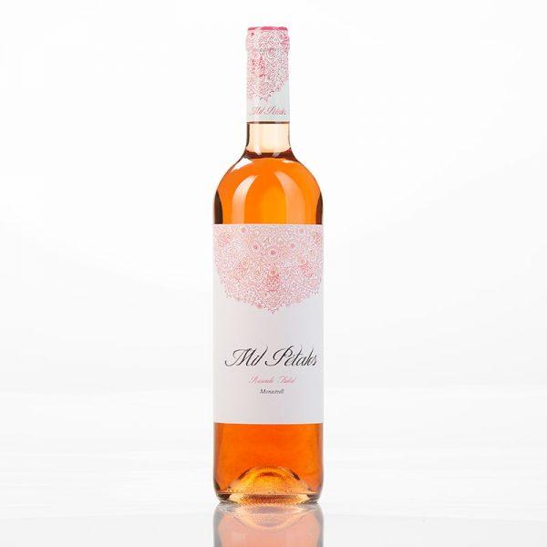 vino-rosado-mil-petalos
