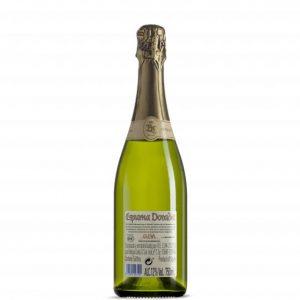 Espuma Dorada es un vino espumoso blanco